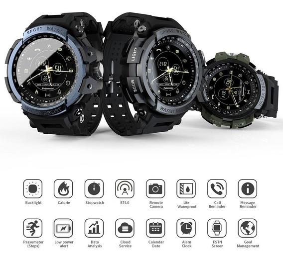 Smartwatch Reloj Inteligente Bluetooth Cámara Lokmat Mk28