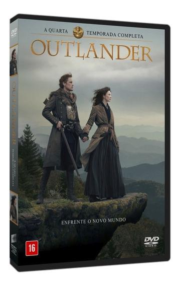 Série Outlander 4ª Temporada
