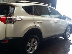 Sucata Para Venda De Peças Toyota Rav 4 2015 4x2