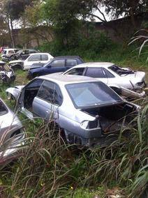 Sucata Hyundai Elantra 1997, Para Retirada De Peças