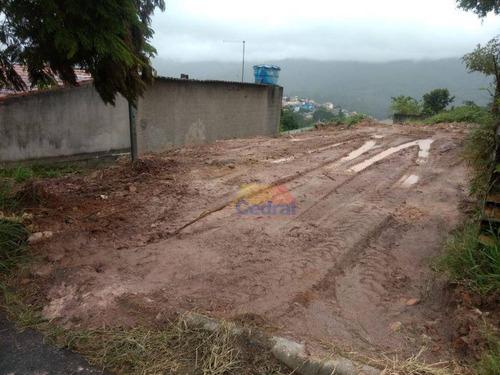 Terreno À Venda, 500 M² Por R$ 170.000,00 - Vila São Paulo - Mogi Das Cruzes/sp - Te0160