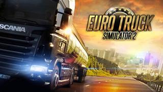 Pc Euro Truck Simulator 2 Steam Key Entrega Inmediata Webpay