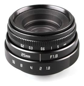 Lente Sony 25mm F1.8 Full Frame E-mount Nex 7 5 3 A7s Ii 7r