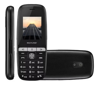 Celular Simples Barato Multilaser Up Play Mp3 Dual Chip