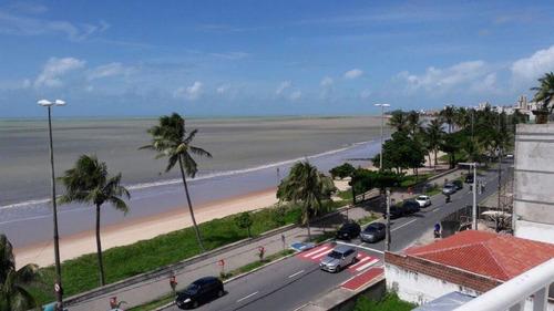 Apartamento Em Manaíra, João Pessoa/pb De 37m² 1 Quartos À Venda Por R$ 240.000,00 - Ap300191