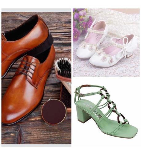 Higienização De Calçados Para Toda Família