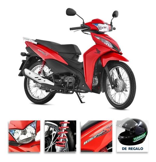 Honda Wave 110 S - Yuhmak Motos