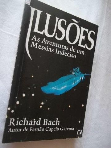 Livro - Richard Bach - Ilusões - Literatura Estrangeira