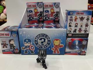 Funko Marvel Mystery Mini Civil War
