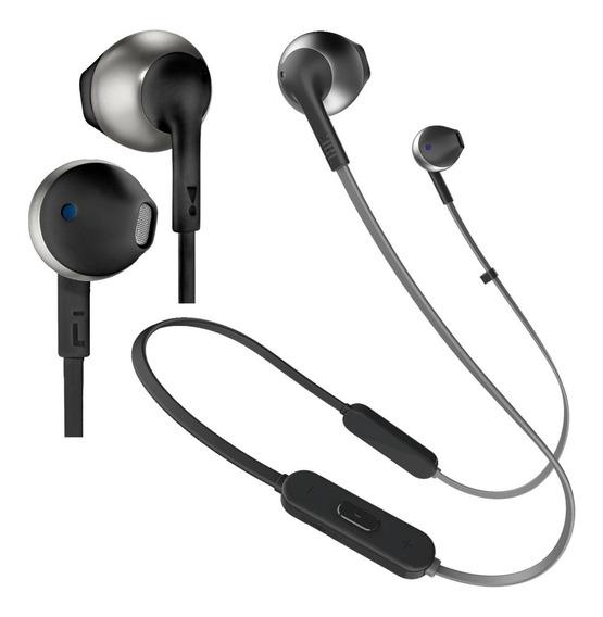 Fone De Ouvido Jbl T205bt Bluetooth Sem Fio 205bt Original