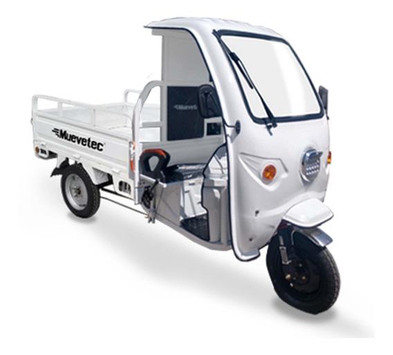 Motocarro Eléctrico Muevetec 2020 Pick Up