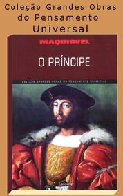 Livro O Príncipe - Maquiavel - Lafonte