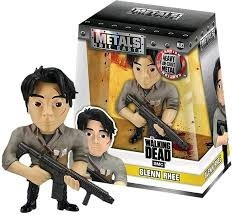 Figuras Metal Die Cast The Walking Dead Glenn Rhee 11 Cms