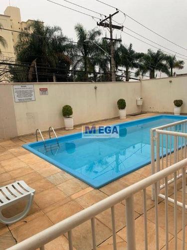 Imagem 1 de 30 de Apartamento À Venda, 70 M² Por R$ 375.000,01 - Mansões Santo Antônio - Campinas/sp - Ap5258