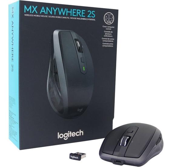 Mouse Sem Fio Logitech Mx Anywhrere 2s
