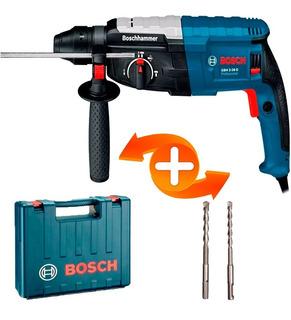 Rotopercutor Bosch Gbh 2-28 D Rotomartillo Martillo + Mechas