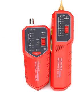 Nf- Cable Tester Tracer Localizador De Fallas Pc ...