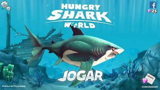 Meu Jogo Salvo Ungri Shark Wold Android