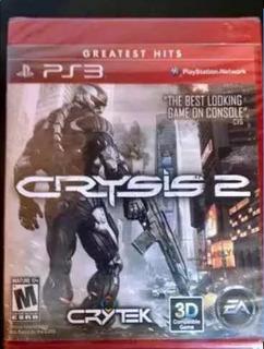 Crysis 2 Para Ps3