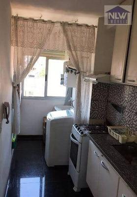 Apartamento Com 2 Dormitórios Para Alugar, 50 M² Por R$ 1.200/mês - Fazenda Aricanduva - São Paulo/sp - Ap0883