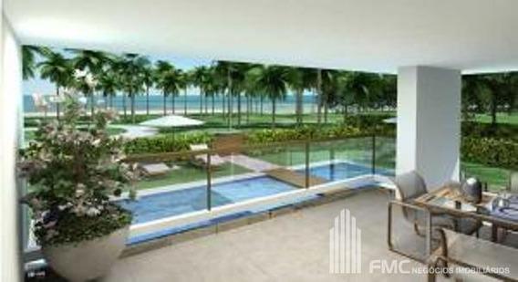 Apartamento Padrão Com 4 Quartos No Edf. Vila Dos Corais - Vd938-v