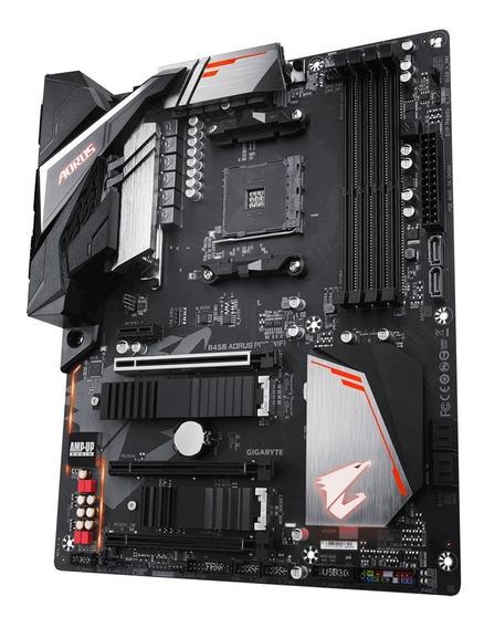 Board Amd B450 Aorus Pro Wifi