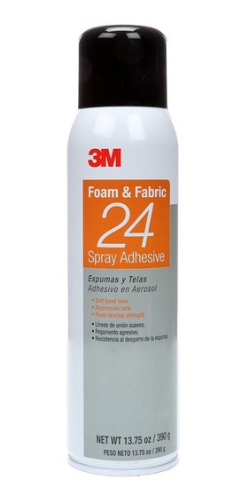 Adhesivo 3m 24 Pegamento En Spray Para Tela 390grs