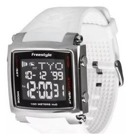 Relógio Freestyle Fs81320 The Lopex 3 White