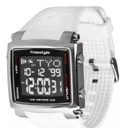 Relógio Freestyle Fs81320 The Loopex 3 White