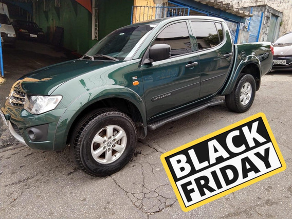 Mitsubishi L200 Triton 2.4 Hls Flex 2016 Oferta Black Friday