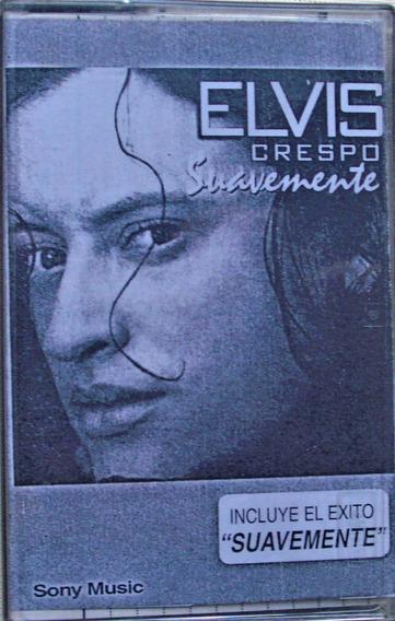 Elvis Crespo Suavemente Casette