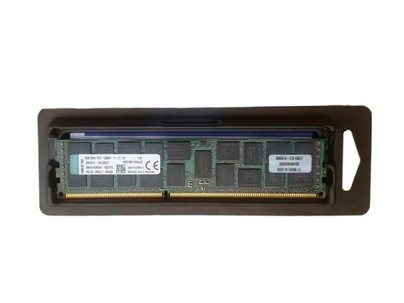 Memoria Kingston Ddr3 16gb 1600 Mhz Servidores Ecc