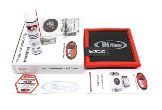 Filtro Ar Inflow Jeep Compass Renegade   Fiat Toro Hpf8695