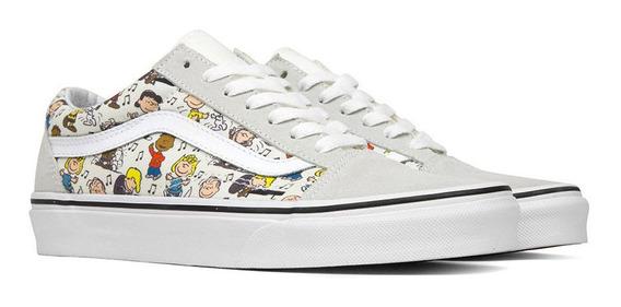Vans Old Skool Charlie Brown Snoopy