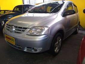 Volkswagen Fox 1.6 Plus Total Flex 5p 2005 Completo Menos Ar