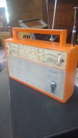 Radio Portátil Antigo Da Semp.