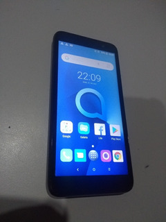 Celular Alcatel 1 5033j - Android 8.1 - 4g - Ótimo Estado