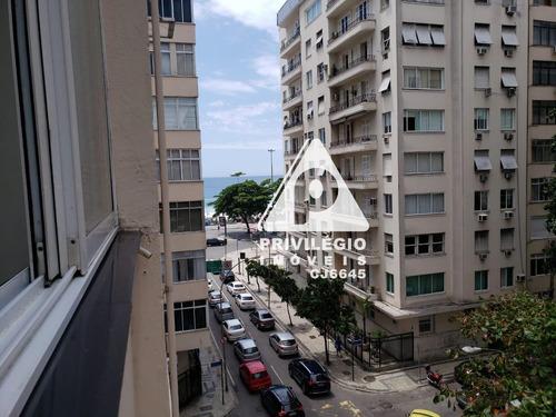 Conjugado Com Vista Mar Em Copacabana - 29916