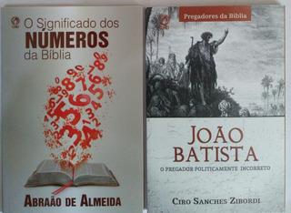 O Significado Dos Números Da Bíblia+ João Batista O Pregador