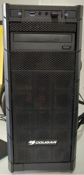 Pc Gamer I7 6700k, Gtx 1060, 8gb Ram, Fonte 600w 80, Z170