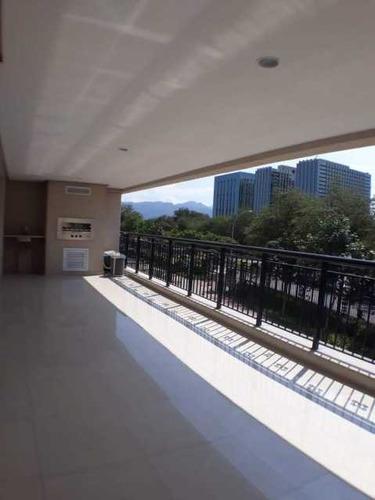 Imagem 1 de 15 de Apartamento-à Venda-barra Da Tijuca-rio De Janeiro - Svap40052