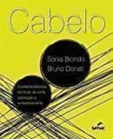 Livro Cabelo Sonia Biondoebruno Donati