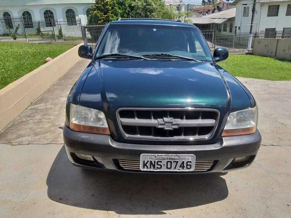 Blazer 2001 2.4 Gnv