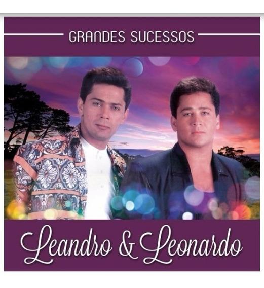 Cd Leandro E Leonardo - Grandes Sucessos - Lacrado