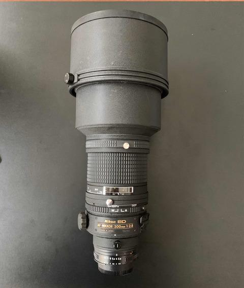 Lente Af Nikkor 300mm 1:2.8