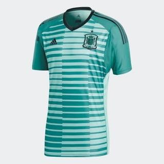 Jersey Original adidas Selección España Portero Mundial 2018