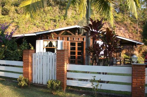 Casa Dentro De Condomínio Clube Com 3 Quartos Em Juquitiba