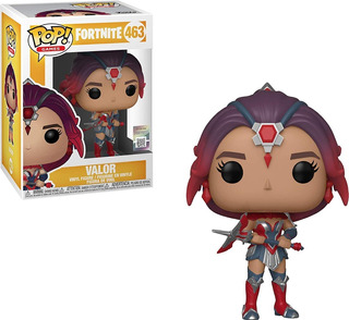Funko Pop! Fortnite Valor #463