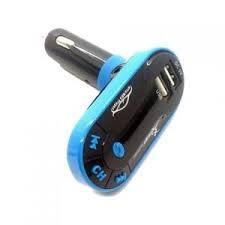 Transmissor Fm Bluetooth Pen Drive Veicular Knup Fm-039dmbt