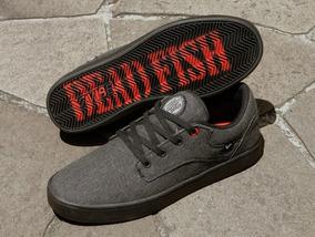Tênis Vibe Shoes Roots Dead Fish Original